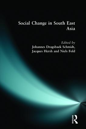 Social Change in South East Asia: New Perspectives, 1st Edition (Paperback) book cover