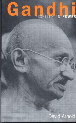 Gandhi: 1st Edition (Paperback) book cover
