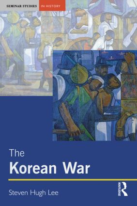 The Korean War: 1st Edition (Paperback) book cover