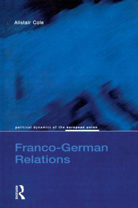 Franco-German Relations book cover