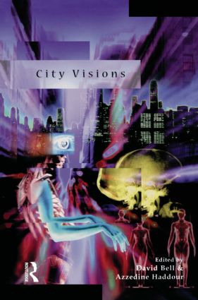 City Visions: 1st Edition (Paperback) book cover