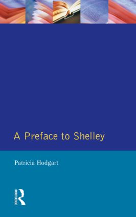 A Preface to Shelley book cover