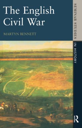 The English Civil War 1640-1649: 1st Edition (Paperback) book cover