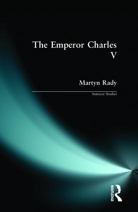 The Emperor Charles V: 1st Edition (Paperback) book cover