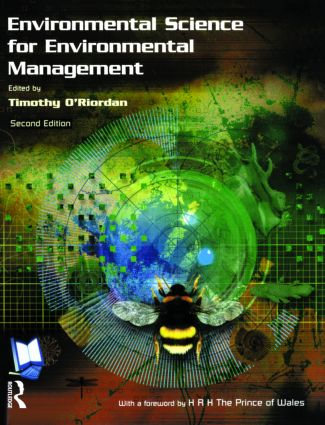 Environmental Science for Environmental Management: 2nd Edition (Paperback) book cover