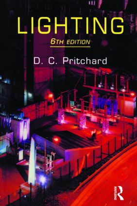 Lighting: 6th Edition (Paperback) book cover