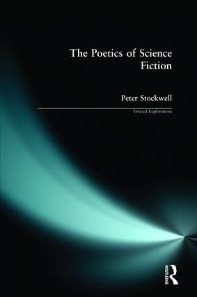 The Poetics of Science Fiction: 1st Edition (Paperback) book cover