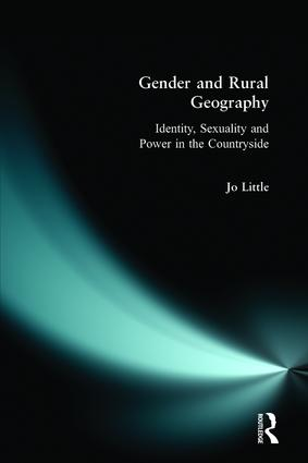 Gender and Rural Geography