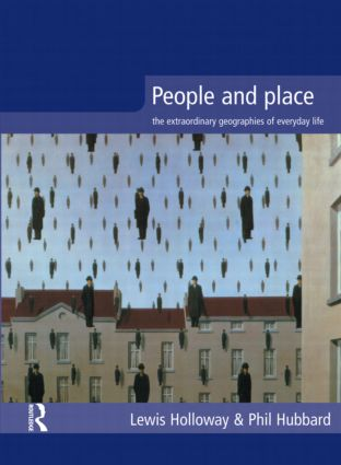 People and Place: The Extraordinary Geographies of Everyday Life, 1st Edition (Paperback) book cover