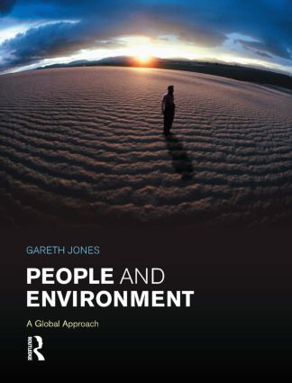 People and Environment: A Global Approach, 1st Edition (Paperback) book cover