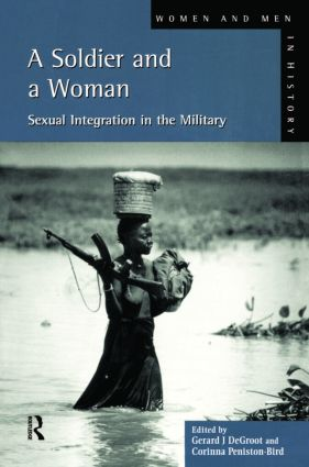 A Soldier and a Woman book cover