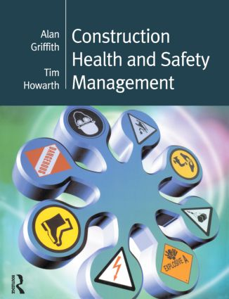 Construction Health and Safety Management (Paperback) book cover