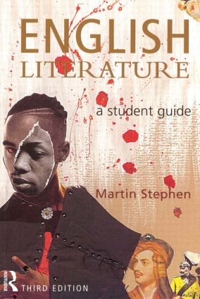 English Literature: A Student Guide, 3rd Edition (Paperback) book cover