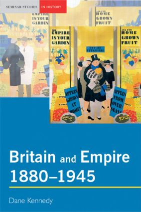 Britain and Empire, 1880-1945: 1st Edition (Paperback) book cover