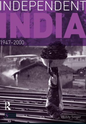 Independent India, 1947-2000 book cover
