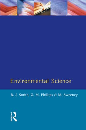 Environmental Science: 1st Edition (Paperback) book cover
