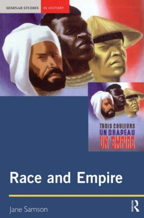 Race and Empire: 1st Edition (Paperback) book cover