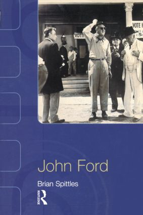 John Ford: 1st Edition (Paperback) book cover
