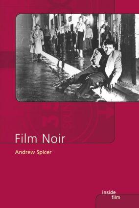 Film Noir: 1st Edition (Paperback) book cover