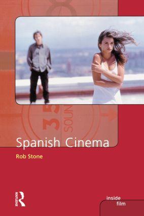 Spanish Cinema: 1st Edition (e-Book) book cover
