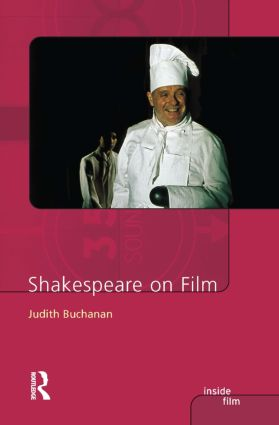 Shakespeare on Film: 1st Edition (Paperback) book cover