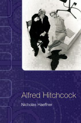 Alfred Hitchcock book cover