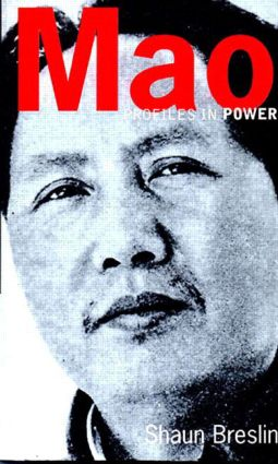 Mao: 1st Edition (Paperback) book cover