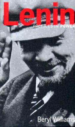 Lenin: 1st Edition (Paperback) book cover