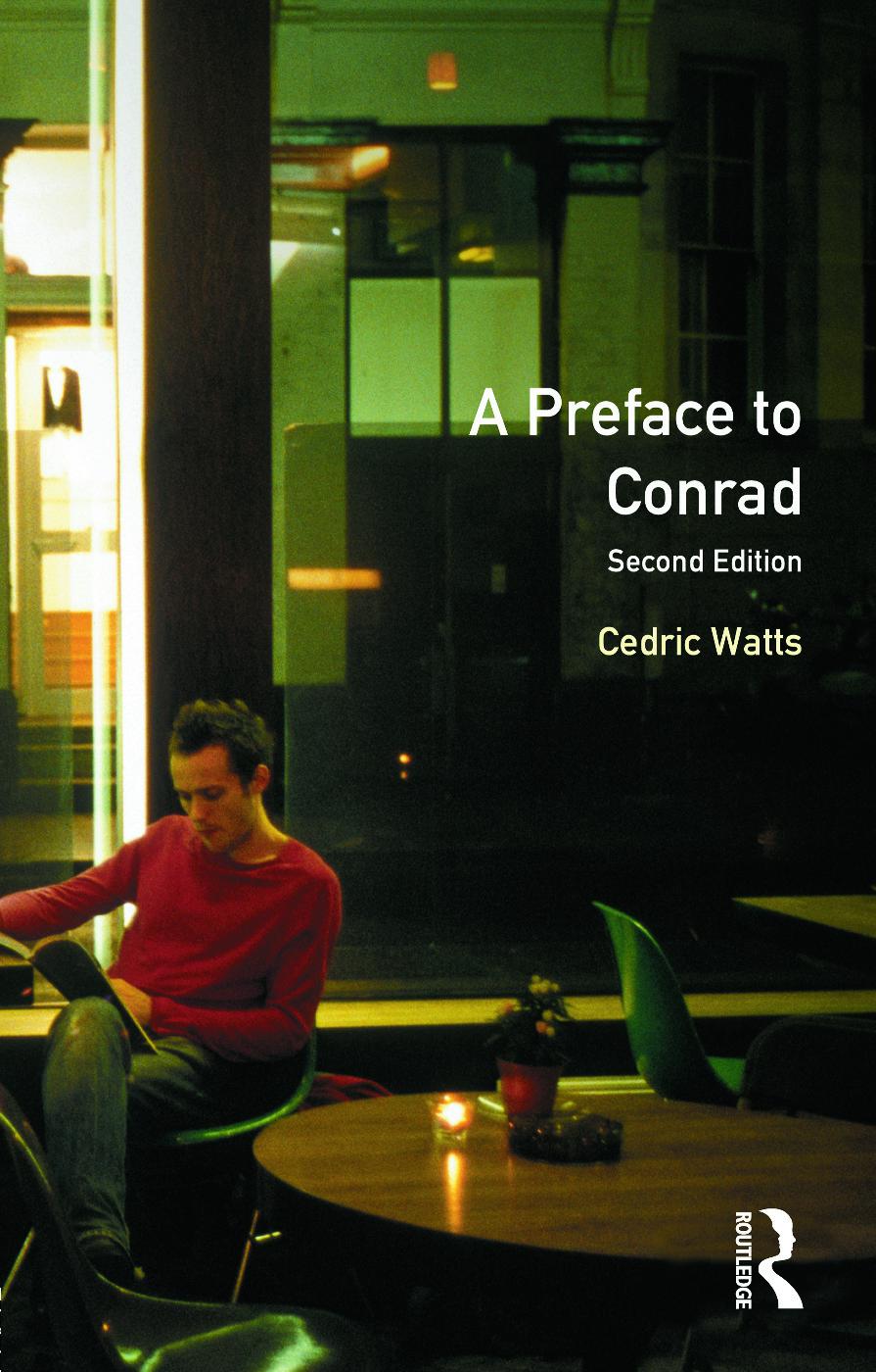 A Preface to Conrad: Second Edition book cover