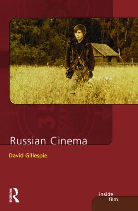 Russian Cinema book cover