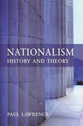 Nationalism: History and Theory, 1st Edition (Paperback) book cover