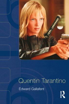Quentin Tarantino book cover