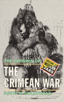 The Origins of the Crimean War book cover