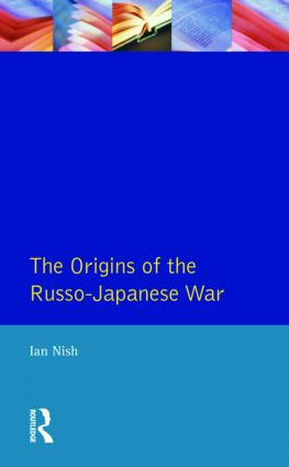 The Origins of the Russo-Japanese War