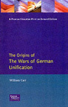 Wars of German Unification 1864 - 1871, The book cover