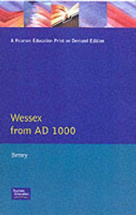 Wessex from 1000 AD: 1st Edition (Paperback) book cover
