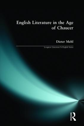 English Literature in the Age of Chaucer: 1st Edition (Paperback) book cover