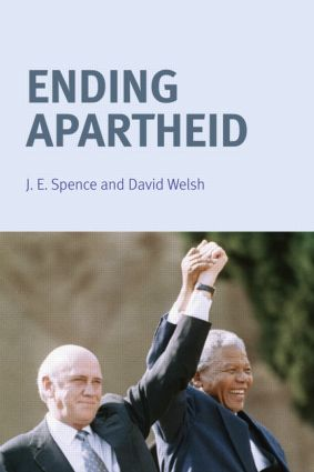 Ending Apartheid book cover