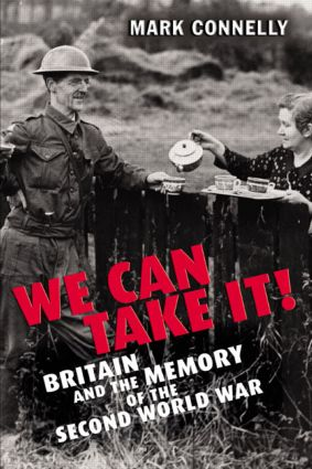 We Can Take It!: 1st Edition (Paperback) book cover