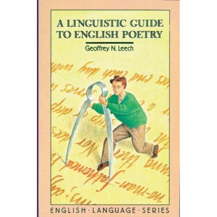 A Linguistic Guide to English Poetry: 1st Edition (Paperback) book cover