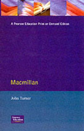 Macmillan: 1st Edition (Paperback) book cover