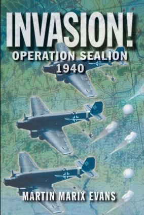 Invasion!: Operation Sea Lion, 1940 book cover