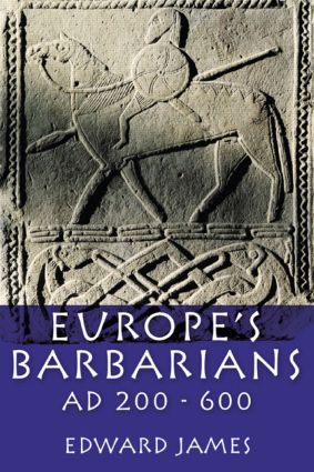 Europe's Barbarians AD 200-600 book cover