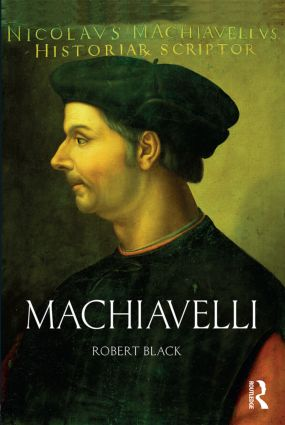 Machiavelli: 1st Edition (Paperback) book cover