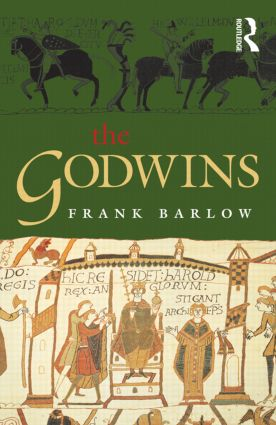 The Godwins: The Rise and Fall of a Noble Dynasty book cover