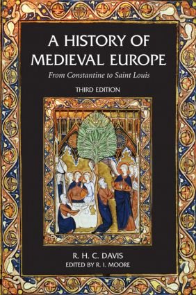 A History of Medieval Europe