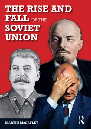 The Rise and Fall of the Soviet Union book cover