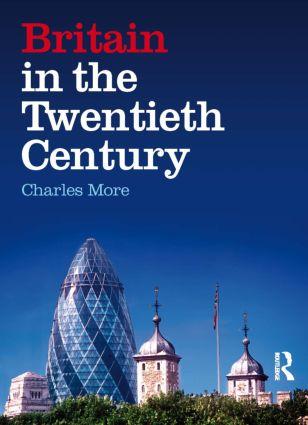 Britain in the Twentieth Century: 1st Edition (Paperback) book cover