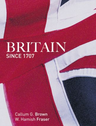 Britain Since 1707 (Paperback) book cover