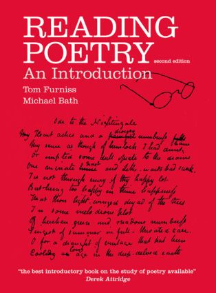Reading Poetry: An Introduction, 2nd Edition (Paperback) book cover